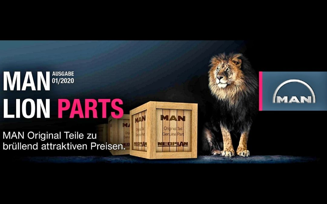 MAN LION PARTS 01.02.-29.02.2020
